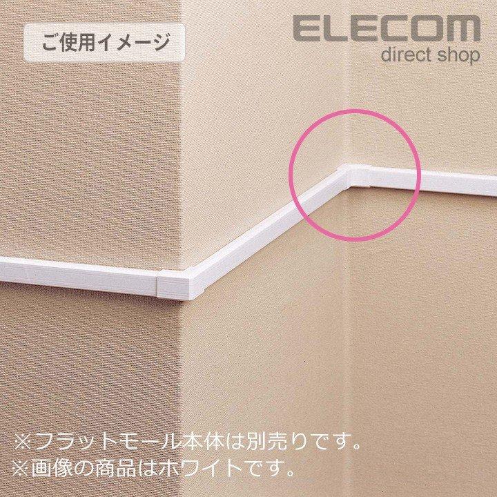 壁の配線を目立たなくするために使用するモール