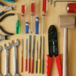 LAN工事用の道具にはどんな物がある?