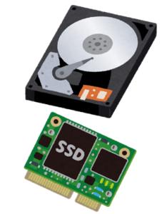 HDDとSSD、防犯カメラのレコーダーにふさわしいのは?