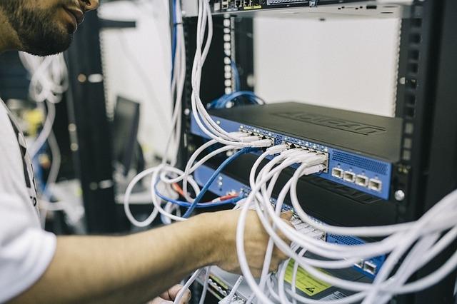 LAN工事業者はファイル共有設定をしてくれるのだろうか