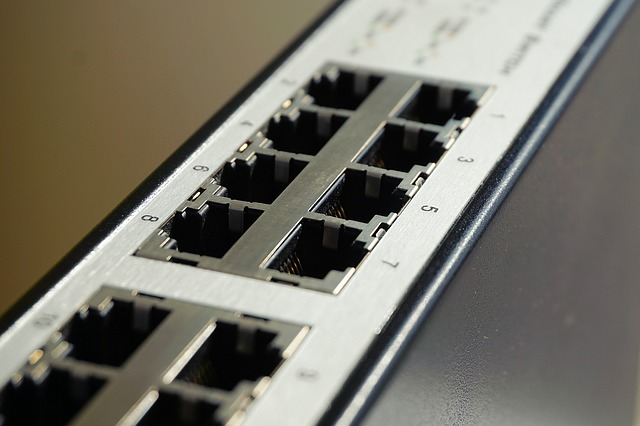 ネットワーク機器の設定もLAN工事の一部