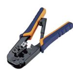 LANケーブル工具、かしめ工具